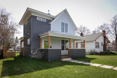 Missoula Single Family Home For Sale: 735 South 3rd Street West