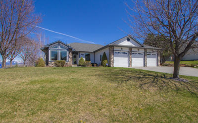 Missoula Single Family Home For Sale: 5078 Geraldine Court