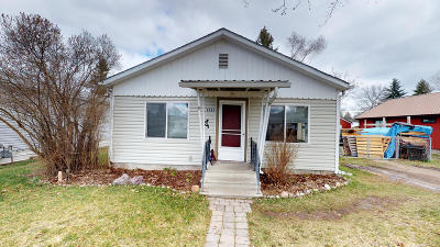 Missoula Single Family Home For Sale: 2226 West Central Avenue