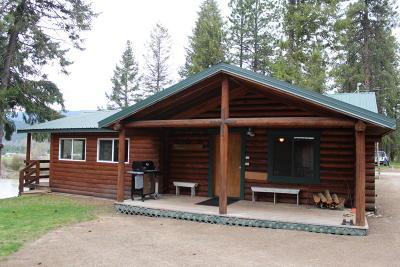 Saint Regis Single Family Home For Sale: 205 Mill Cr Road