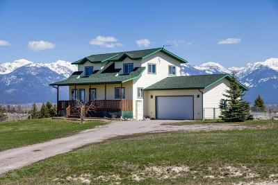 Lake County Single Family Home Under Contract Taking Back-Up : 38524 Sloan Buttes Drive