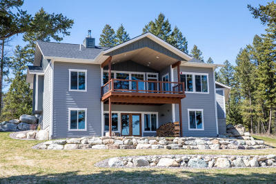 Flathead County Single Family Home Under Contract Taking Back-Up : 1247 Shadow Pine Lane
