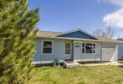 Lolo Single Family Home For Sale: 250 Saint Johns Street