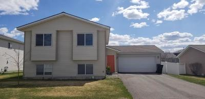 Kalispell MT Single Family Home For Sale: $255,500