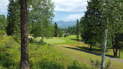 Whitefish Residential Lots & Land For Sale: 20 Mountainside Drive