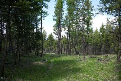 Lincoln County Residential Lots & Land For Sale: 65 Acres Banks Draw Road