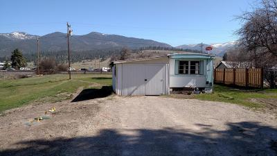 Missoula County Single Family Home For Sale: 16930 Mullan Road