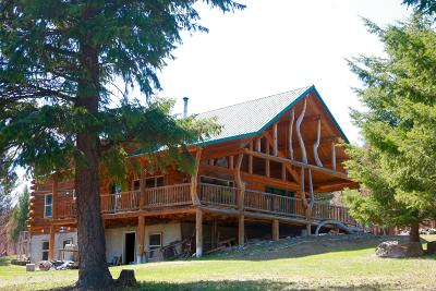 Lincoln County Single Family Home For Sale: 1200 Wilderness Trail Drive