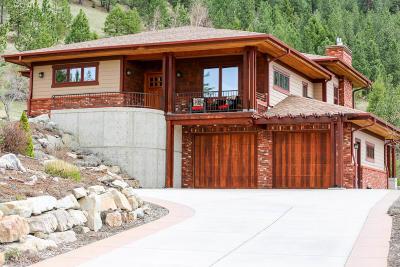 Missoula Single Family Home For Sale: 16 Greenbrier Lane