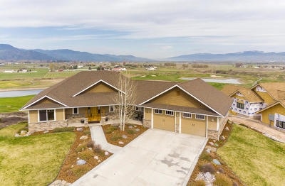 Missoula Single Family Home For Sale: 2943 Prada Drive