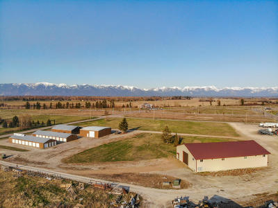 Flathead County Commercial For Sale: 980 Demersville Road