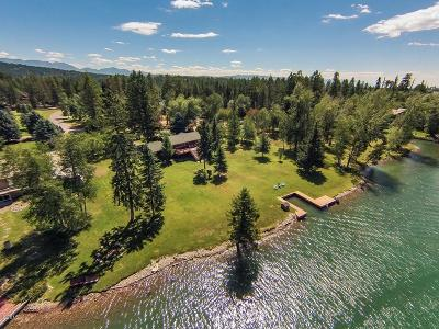 Flathead County Single Family Home For Sale: 195 McDowell Drive