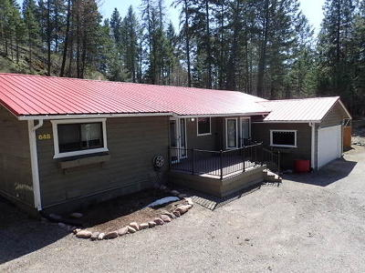 Bigfork Single Family Home For Sale: 648 Peaceful Drive