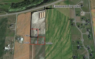 Kalispell Residential Lots & Land For Sale: Nhn Highway 35