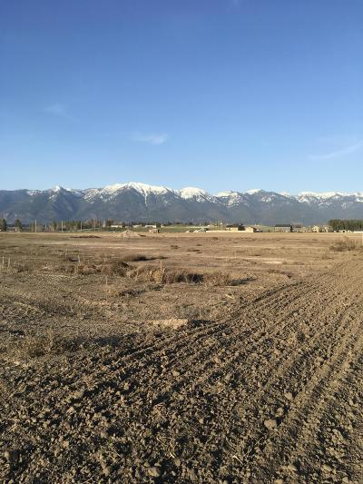 Kalispell Residential Lots & Land For Sale: Nhn Mt-35