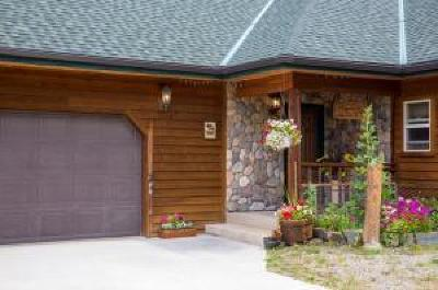 Lincoln County Single Family Home For Sale: 3279 Meadow Creek Road