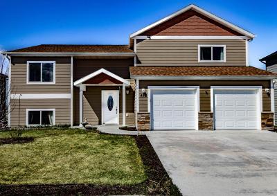 Kalispell Single Family Home For Sale: 487 Mountain Vista Way