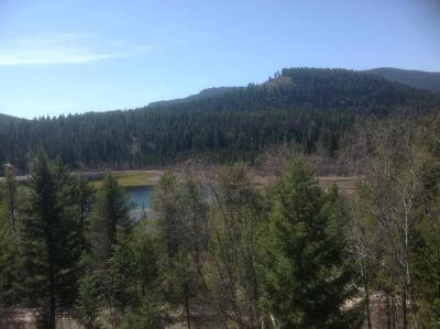 Whitefish Residential Lots & Land Under Contract Taking Back-Up : 224 Hawks Lake Lane Lane