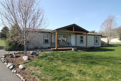 Frenchtown Single Family Home Under Contract Taking Back-Up : 15501 Boyer Lane
