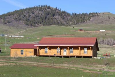Plains Single Family Home For Sale: 320 Upper Lynch Creek Road