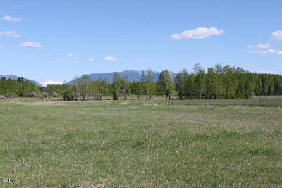 Whitefish Residential Lots & Land For Sale: 965 Preserve Parkway