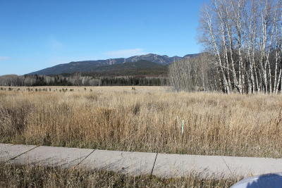 Whitefish Residential Lots & Land Under Contract Taking Back-Up : 977 Preserve Parkway