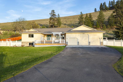 Missoula Single Family Home For Sale: 2892 Ringo Drive