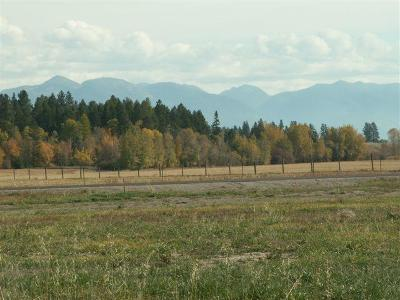 Kalispell Residential Lots & Land Under Contract Taking Back-Up : 106 Aeneas View Drive