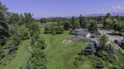 Missoula Single Family Home For Sale: 4885 Spurgin Road