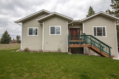 Bigfork Single Family Home For Sale: 227 Stage Ridge Road