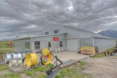 Saint Ignatius Business Opportunity For Sale: 55740 Fish Hatchery Road