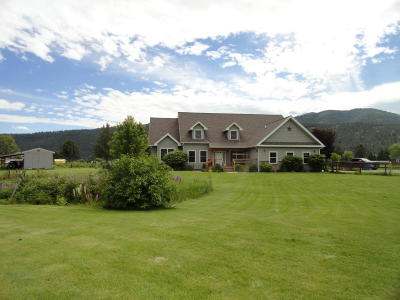 Missoula Single Family Home For Sale: 11307 Melody Lane