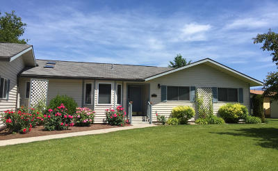 Kalispell MT Single Family Home Under Contract Taking Back-Up : $325,000