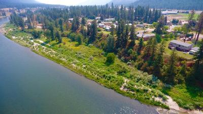 Alberton, Saint Regis, Huson, Heron, Noxon, Paradise, Superior, Thompson Falls, Trout Creek Residential Lots & Land For Sale: Nhn Clark Fork Drive