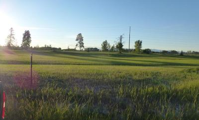 Kalispell Residential Lots & Land Under Contract Taking Back-Up : 426 McWenneger Drive