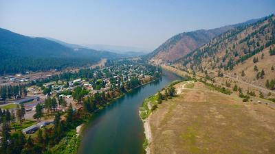 Alberton, Saint Regis, Huson, Heron, Noxon, Paradise, Superior, Thompson Falls, Trout Creek Residential Lots & Land For Sale: 133 Clark Fork Drive