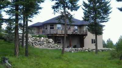 Flathead County Single Family Home For Sale: 305 Shelter Valley Drive