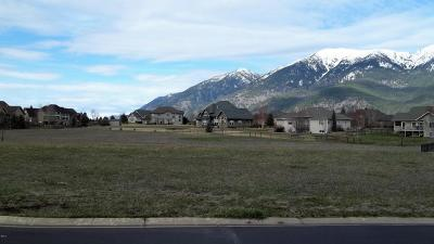 Kalispell Residential Lots & Land Under Contract Taking Back-Up : 35 Prairie Falcon Court