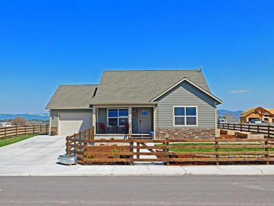 Stevensville Single Family Home Under Contract Taking Back-Up : 3600 Blacksmith Lane
