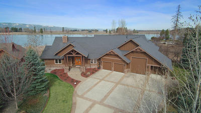 Flathead County Single Family Home For Sale: 233 Harbor Drive