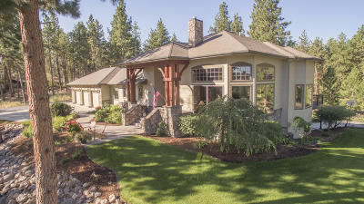 Missoula Single Family Home For Sale: 5222 Forest Hill Lane