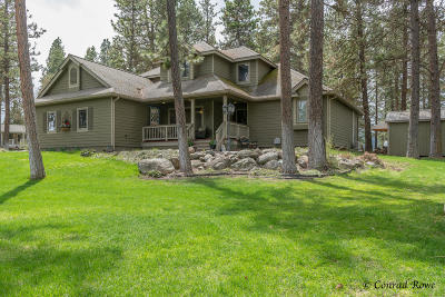 Kalispell Single Family Home For Sale: 124 West Bluegrass Drive