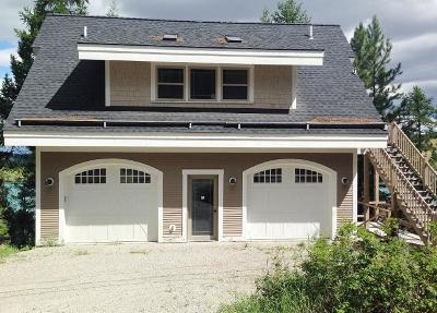 Kalispell Single Family Home Under Contract Taking Back-Up : 402 North Foys Lake Drive