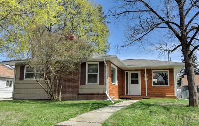 Kalispell Single Family Home Under Contract Taking Back-Up : 559 3rd Avenue West North