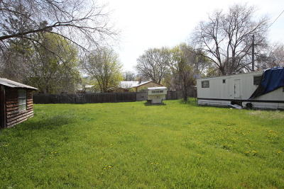 Sanders County Single Family Home Under Contract Taking Back-Up : 502 F Lane