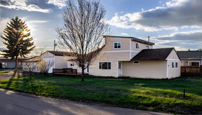 Kalispell Single Family Home For Sale: 724 11th Avenue West