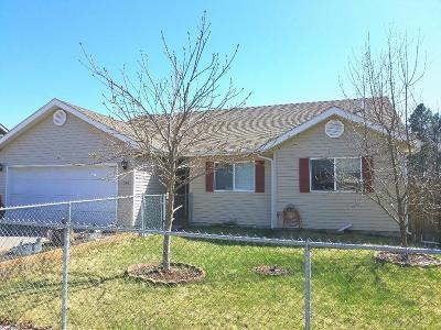 Kalispell Single Family Home For Sale: 1048 Harmony Court