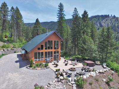 Missoula Single Family Home For Sale: 11853 Bench Road