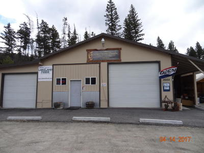 Flathead County Commercial For Sale: 8200 Us Highway 2 West