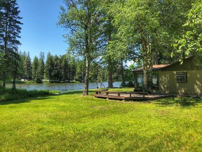 Flathead County Single Family Home For Sale: 172 & 178 Swanlea Road South